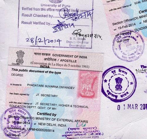 marriage certificate apostille in thayagraya nagar, chennai | id