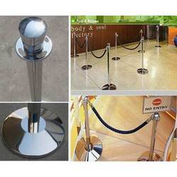 Stainless Steel Barrier