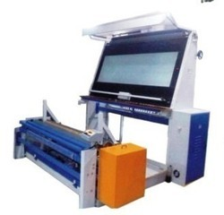 Cloth Inspection Rolling Machine, Electric