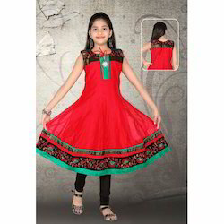 5f1a611564 Kids Churidar Suit - Girls Anarkali Suits Exporter from Mumbai