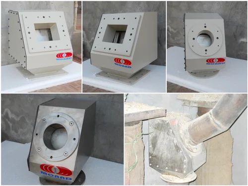 Monad Electronics Solid Flow Meter