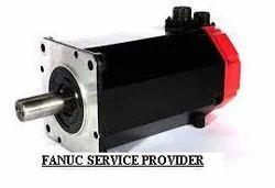 Fanuc AC Servo Motor Repair