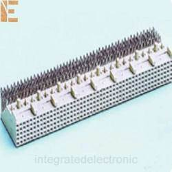 Soket Connector Press Fit Type Right Angle 5 Rows