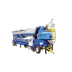 On Wheel Batching Machine