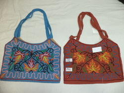 Ladies Embroidered  Bag