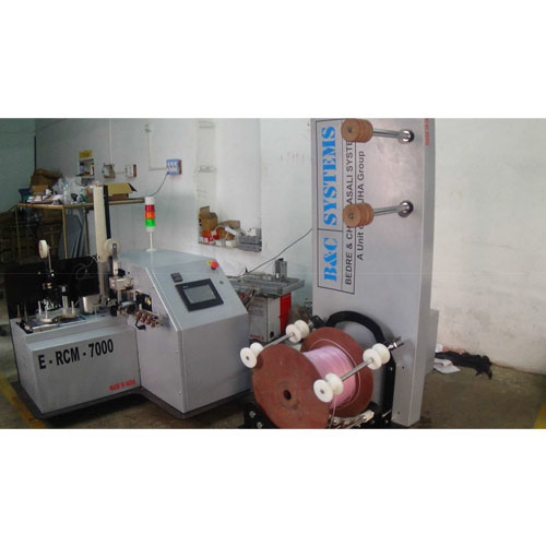 Tube Coiling Machine