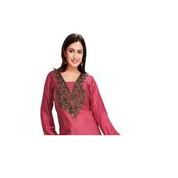Fancy Silk Kurtis