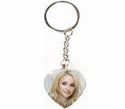 Crystal Key Ring