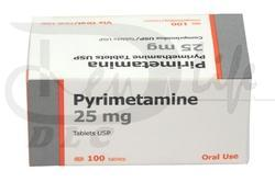 Pyrimetamine 25 MG Tablet