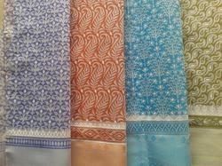 Cotton Saree Printing