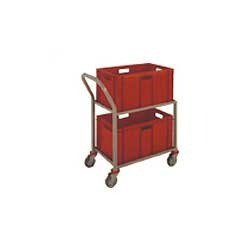 Doff Box Hand Trolley