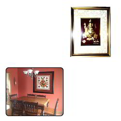 Gold Plated Frames for Home Decoration