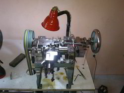 GoldSmith Semi AutoMetic Chain Making Machine