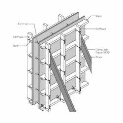 Scaffolding Wall Form, Formwork Equipment   Riico Industrial Area ...