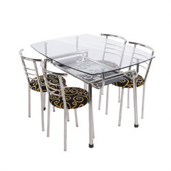 202 Stainless Steel Dining Set