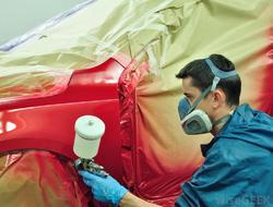 Automobile Body Painting Service