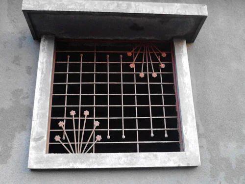 Designer Windows Grill Srp Fabrication Manufacturer In Chakan