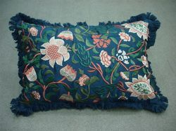 Flower Work Poly Dupin Cover