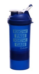Smart Blue Shaker Bottle