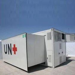 FRP Pre Fabricated Mobile Hospitals