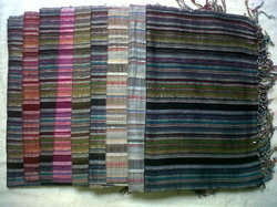 Stripes Woolen Stoles