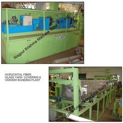 Horizontal Taping Machine
