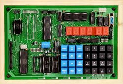 Microprocessor & Microcontroller Trainer