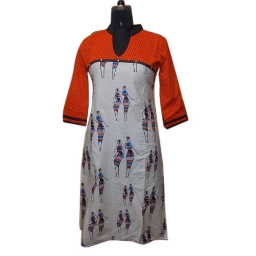 Traditional Long Length Kurtis