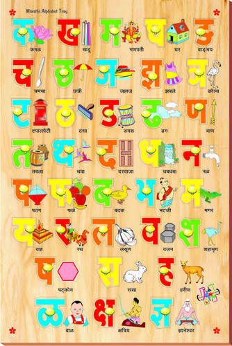 Image Gallery Marathi Alphabet