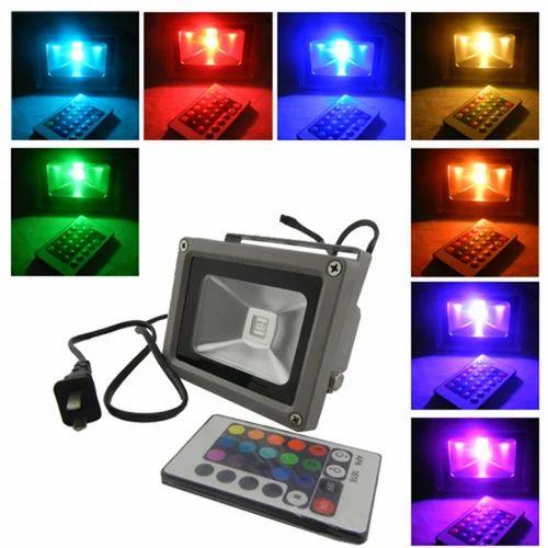 Led Flood Light Multi Colour Changing Led Flood Light Manufacturer