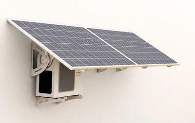Solar Power Air Conditioners सोलर पावर एयर कंडीशनर्स