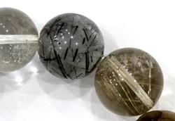 Rutilated Segnetic Quartz
