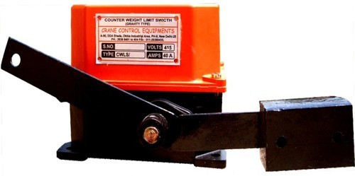 Counter Weight Limit Switch Counter Weight Limit