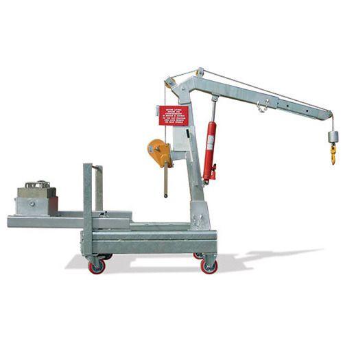 Floor Cranes Counterbalance Floor Crane Manufacturer