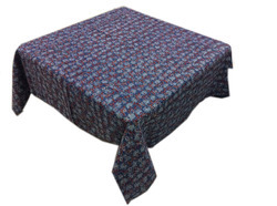Kantha Cotton Small Flower Table Cover