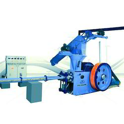 Cow Dung Briquetting Machine