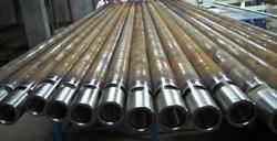 Friction Welded Hardened Drill Rods