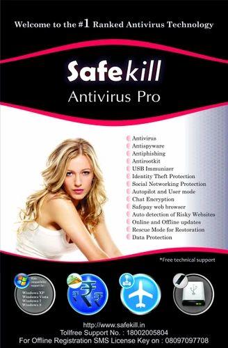 safekill antivirus pro 2013