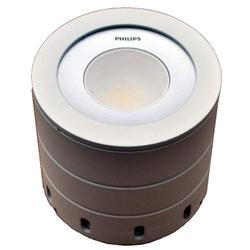 Aluminium Round Philips Fortimo Surface Mount Fitting, For Commercial