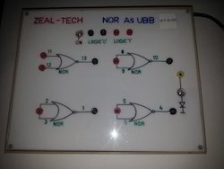 Nor & Nand Gate