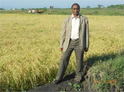 Dr. Raphael K Wanjogu, NIB, Nairorbi
