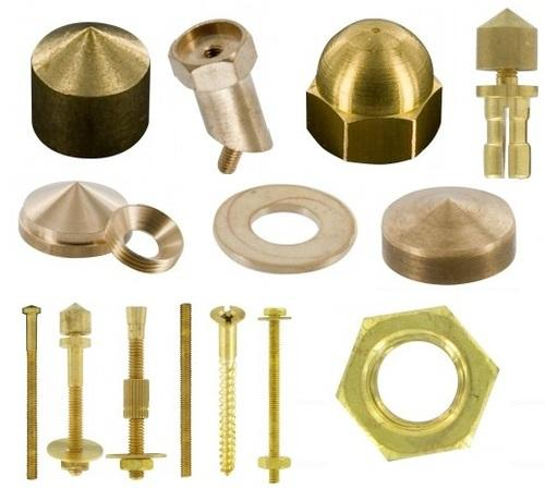 Brass Marble Fitting Parts