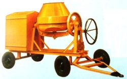10/7 Concrete Mixer Machine without Hopper