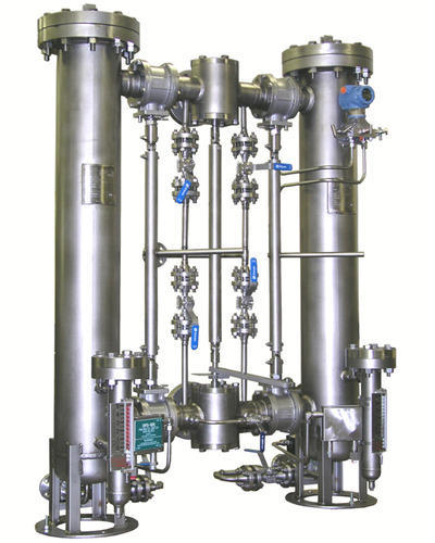 Seal Gas Duplex Filters - View Specifications & Details of Duplex