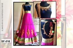 Bollywood Fancy Party Wear Anarkali Suit