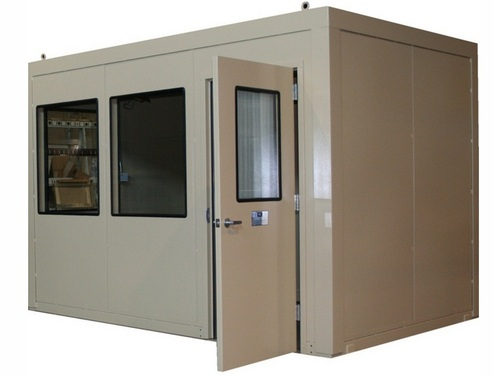 Noise Test Chamber Noise Test Booth Manufacturer From