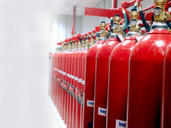 Gas Based Fire Suppression Projects