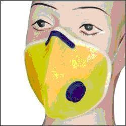 Nose Mask Yellow