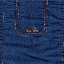 5.50 Oz Cotton Poly Denim Fabric