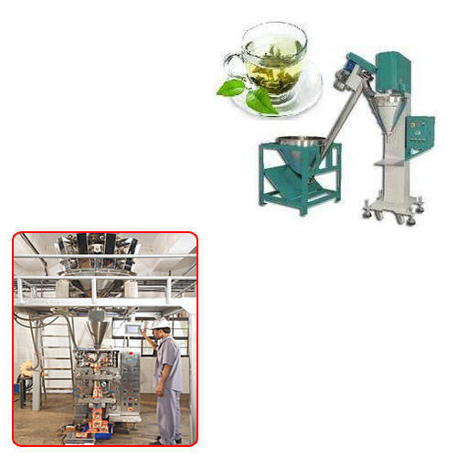 Packing Machine For Tea Industry